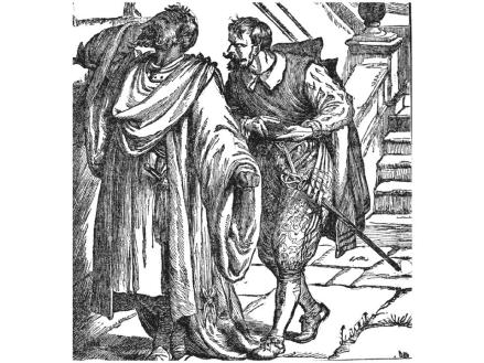 how iago destroyed othello The tragedy of othello  and this gives the fiendish iago time and space to destroy othello by persuading him that desdemona is having an affair with cassio.