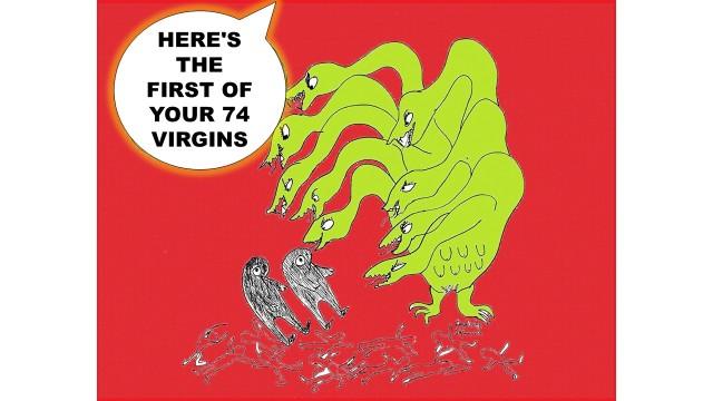 74 virgins