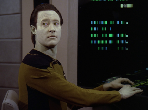 Data Star Trek