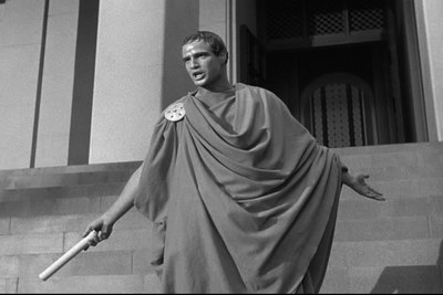 Mark Antony speech