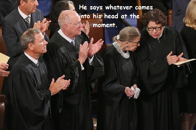 Ginsburg leaning